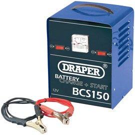 Draper 40178 12V 135A Battery Starter/ Charger
