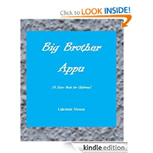 Amazon.com: Big Brother Appu eBook: Lakshmi Menon: Kindle Store