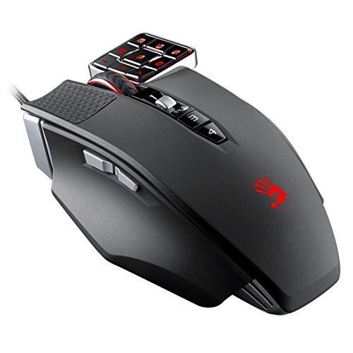 ML160-Commander-Laser-Gaming-Mouse-with-Advanced-Weapon-Tuning-macro-setting-8200CPI-and-Infrared-Micro-Switch-Light-Strike-by-Bloody-Gaming