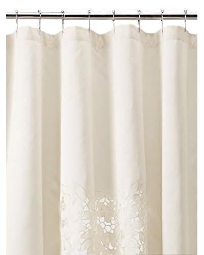 Espalma Amore Shower Curtain, Cream
