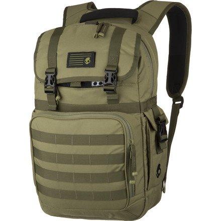 Skullcandy Air Raid Backpack Olive, One Size