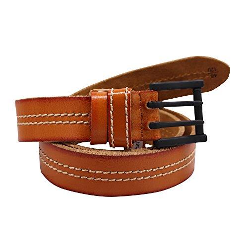 menschwear-mens-full-grain-leather-belt-central-buckle-38mm-yellow-125cm