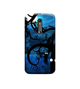 TransMute Premium Printed Back Case Cover With Full protection For Moto G3 / Moto G Turbo (Designer Case)