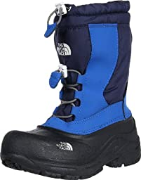 The North Face Alpenglow II Insulated Boot (Toddler/Little Kid/Big Kid),Jake Blue/Deep Water Blue,10 M US Little Kid