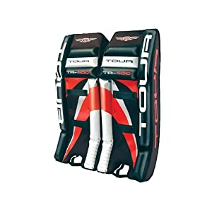 Buy Tour Hockey Youth Tour 400 Leg Pads (27-Inch) by Tour Hockey