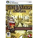 Sid Meier's Civilization IV: Complete (PC DVD)by Take 2 Interactive