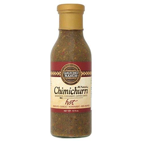 Gaucho Ranch Chimichurri Hot Flavour (396g) - Packung mit 6