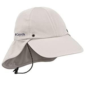 Columbia omni shade fishing outdoor protection hat cap ebay for Columbia fishing hat