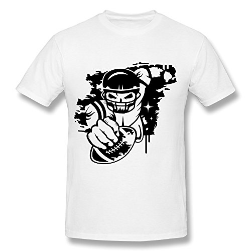 Personalize O Neck Swag Football Men'S T Shirts