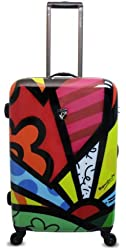 "Heys Britto New Day 26"" Spinner Luggage B703-26"