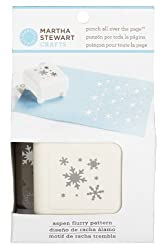 Martha Stewart Crafts All Over The Page Punch, Aspen Flurry
