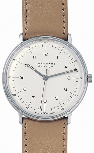 Junghans Gents Watch Max Bill Hand Wound Automatic Analogue 027/3701.00