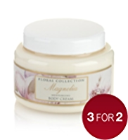 Floral Collection Magnolia Body Cream 250ml