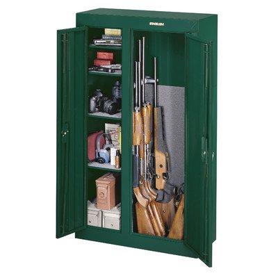 Stack On Gcdg 924 10 Gun Double Door Steel Security Cabinet Ulla