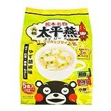 熊本 ご当地グルメ 元祖 太平燕 (たいぴーえん) ゆず胡椒味 5食入X2個セット (くまモン マグカップサイズ イケダ食品)