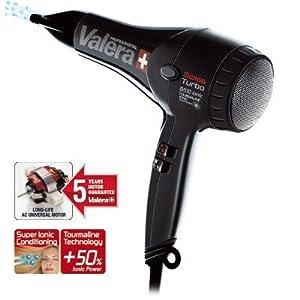 Valera Professional SWISS TURBO 8200 IONIC TOURMALINE Hairdryer 2000W