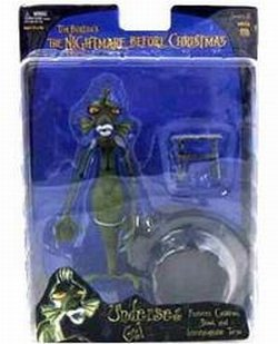 Nightmare Before Christmas: Series 5 Undersea Gal Action Figure