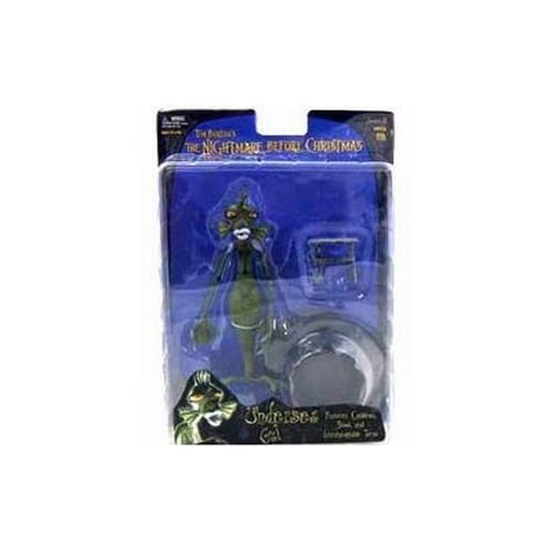 Amazon.com: Nightmare Before Christmas: Series 5 Undersea Gal Action ...