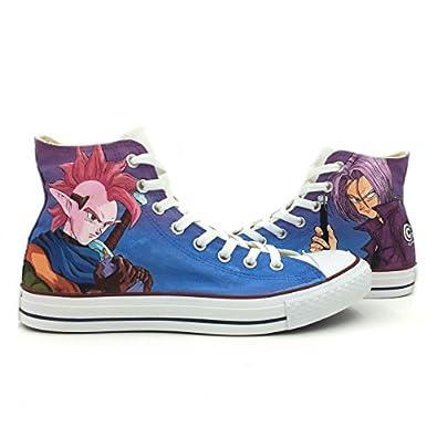 Amazon.com: Dragon Ball Z Converse Shoes All Star Hand