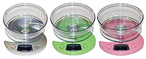 Balance de cuisine KS argent - 6000g / 1g