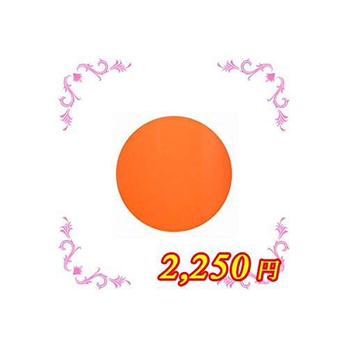 アイスジェル カラージェル REー413 蛍光オレンジ 3g
