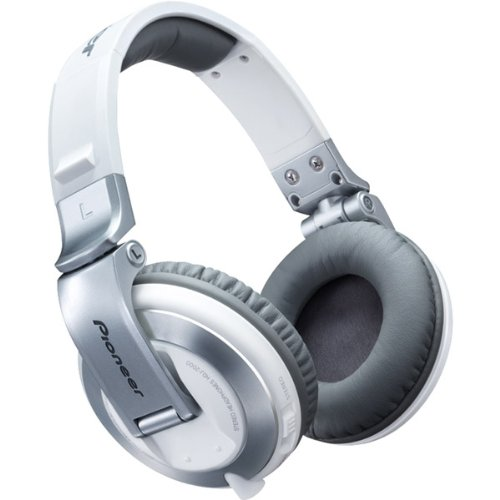 Pioneer Hdj-2000-W Professional Dj Headphones - White