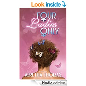 Four ladies only book cover