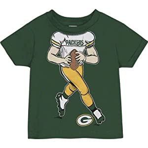 Green Bay Packers Infant Green Participant T-Shirt