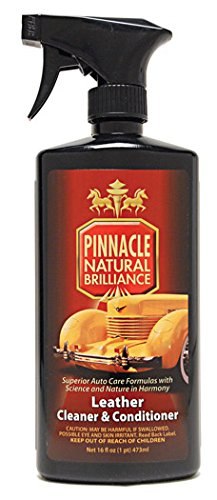 Pinnacle Natural Brilliance PIN-430 Leather Cleaner & Conditioner (Leather Conditioner Natural compare prices)