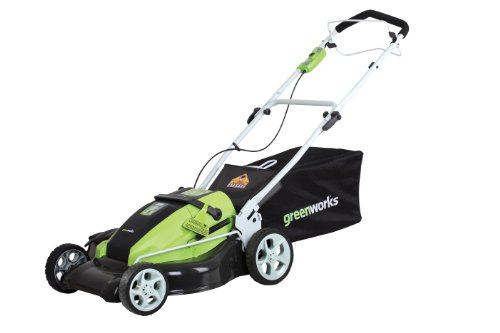 GreenWorks 25272 36-volt Self Propelled Cordless Mower, 19-Inch (Discontinued by Manufacturer) image