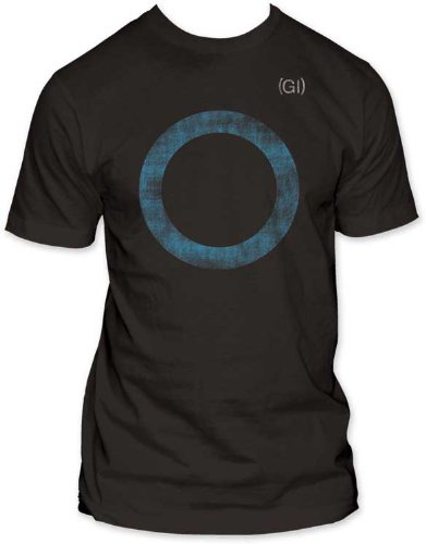 Germs - - (Gi)T-Shirt in carbone