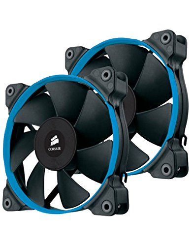 Corsair Air Series SP120 Quiet Edition Twin Pack Fan (Intake As You Use Less compare prices)