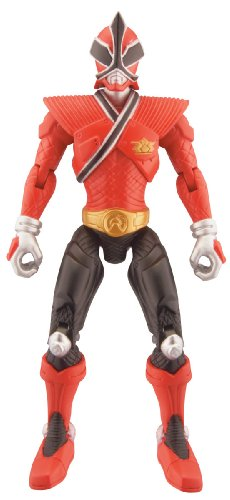Power Ranger Samurai Mega Ranger Fire Action Figure - 1