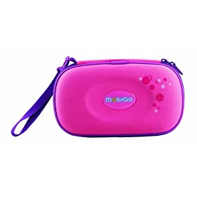 MobiGoTouch Learning System Carry Case - Pink