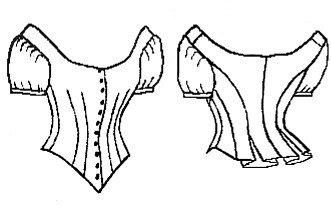 Bodice Pattern - Free Download Bodice Pattern Software