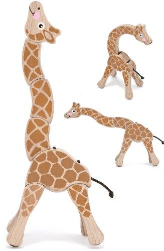 Giraffe Grasping Toy Case Pack 2
