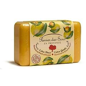 Panier des Sens - 010 09 - Savon - Mandarine Pamplemousse - 200 g