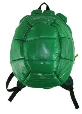 TMNT Teenage Mutant Ninja Turtles Turtle Shell Backpack With 4 Masks