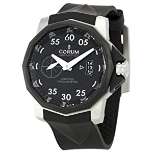 Corum Men's 947.951.94/0371 AN14 Admirals Cup Black Dial Watch