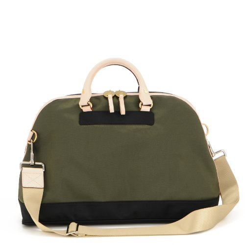 Danzo Diaper Retro Bag, Olive/Black
