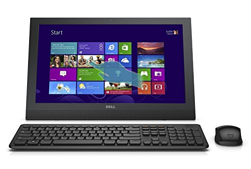Dell Inspiron 20 i3043 19.5-Inch All-in-One Computer (Intel Quad Core Pentium N3530 Processor up to 2.58GHz, 4GB RAM, 500GB HDD, Windows 8.1), Black (Certified Refurbished) (Quad Core All In One Computers compare prices)