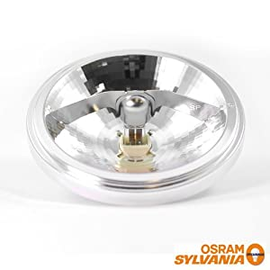 OSRAM SYLVANIA 35w AR111 12V Spot 8 degree PAR36 halogen light bulb