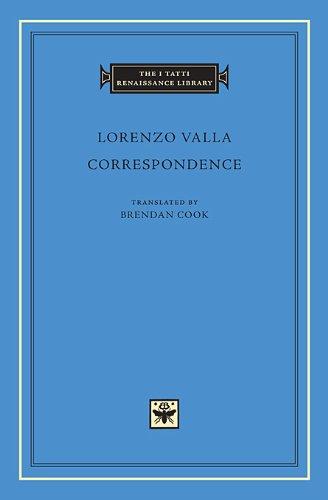 Correspondence (The I Tatti Renaissance Library)