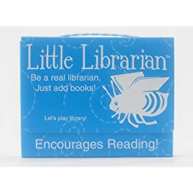 Amazon Little Librarian toy