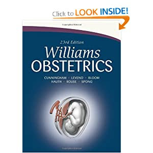 Williams Obstetrics: 23rd Edition