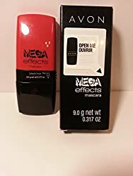 Avon Mega Effects Mascara - Black/noir