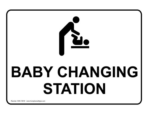 Commercial Baby Changing