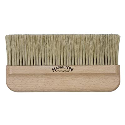 Hamilton Contractor Black Bristle 4 Row Wallpaper Hanging Brush by Hamilton Acorn Limited