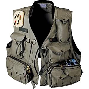 Fishing filson guide vest sports outdoors for Fishing vest amazon