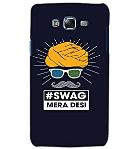 SAMSUNG GALAXY J7 SWAG Back Cover by PRINTSWAG